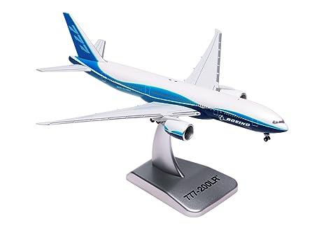 Boeing 777-200LR maquette avion échelle 1:400