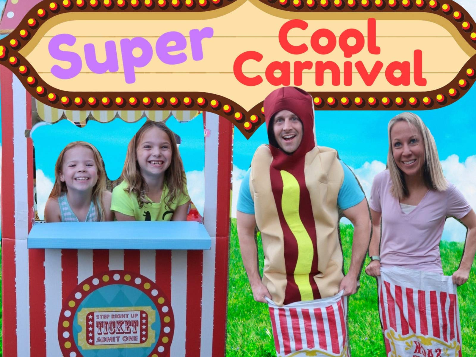 Super Cool Carnival on Amazon Prime Instant Video UK