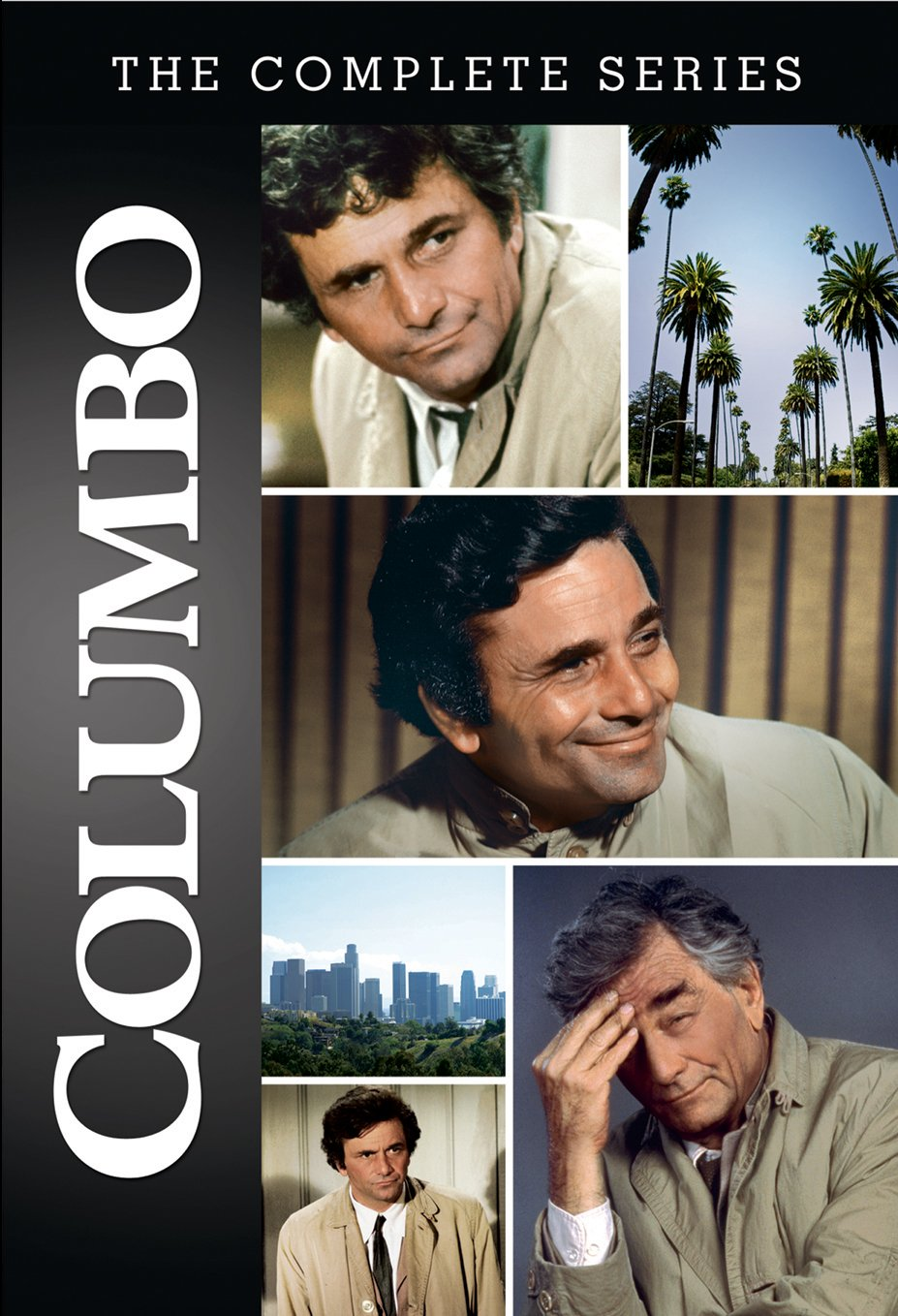 Columbo: The Complete Series $56.99