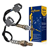 Kwiksen Heated 2Pcs Air Fuel Ratio O2 Oxygen Sensor 1 Sensor 2 Upstream Downstream For 2002 2003 2004 Honda CR-V 2.4L 234-9005 234-4125