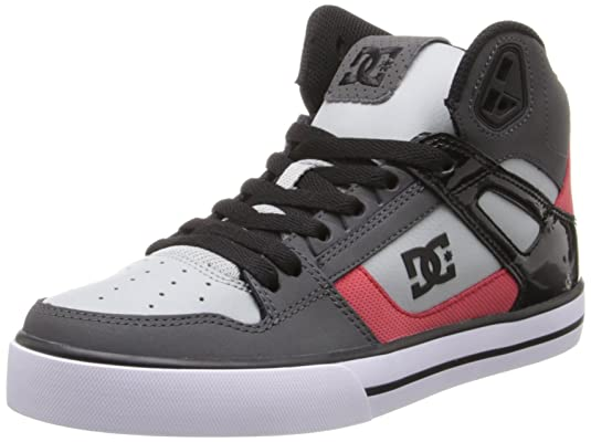 Authentic DC Spartan High WC Skate Shoe For Men Factory Outlet Multiple Color Options