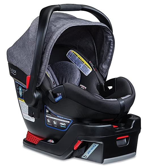 Amazon.com : Britax B-Safe 35 Elite Infant Car Seat - Vibe : Baby