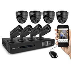 Amcrest 720P HD Video Security System