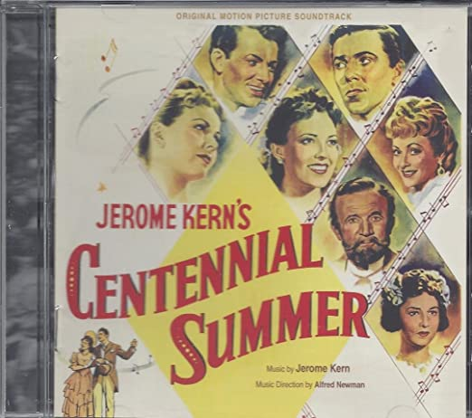 Centennial Summer, limited-edition CD