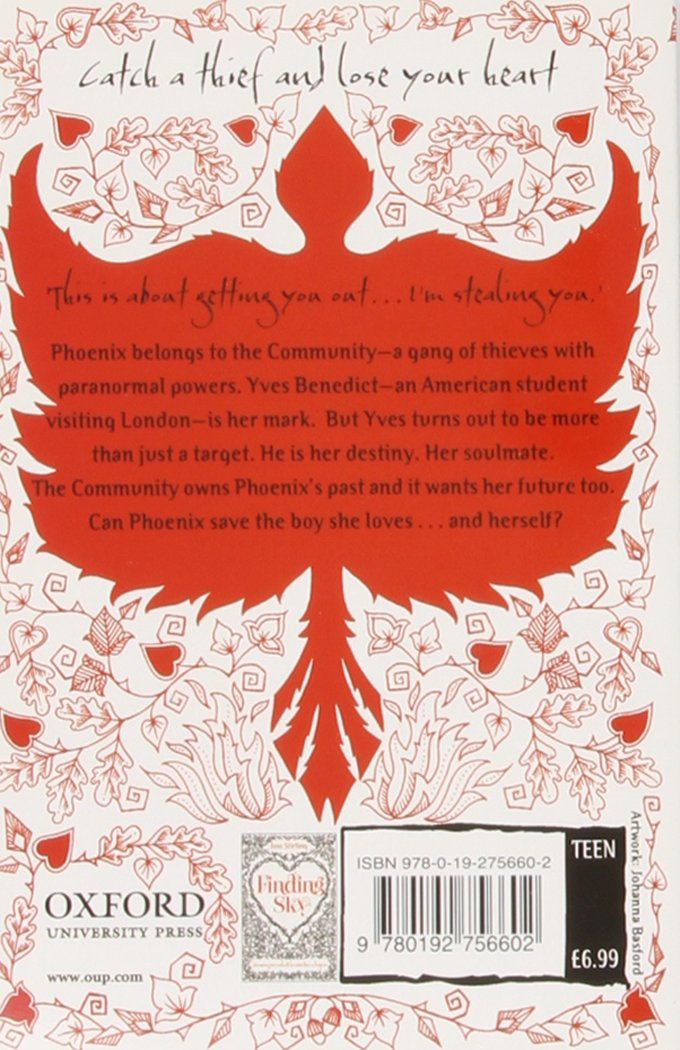 Amazon.com: Stealing Phoenix (9780192756602): Joss Stirling: Books