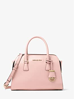 Michael Kors Harper Medium Leather Satchel