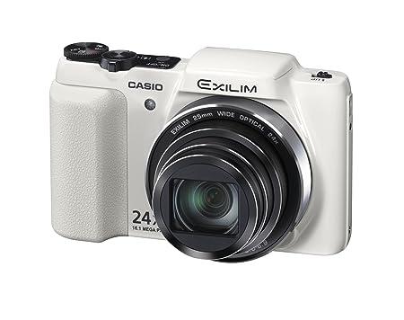 CASIO EXILIM digital camera 16 million pixel white EX-H60WE