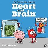 Heart and Brain 2019 Wall Calendar