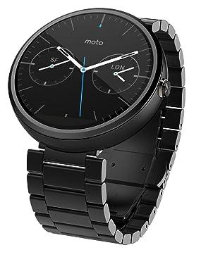 モトローラ Moto 360 Watch スマートウォッチ Android Wear 【並行輸入品】