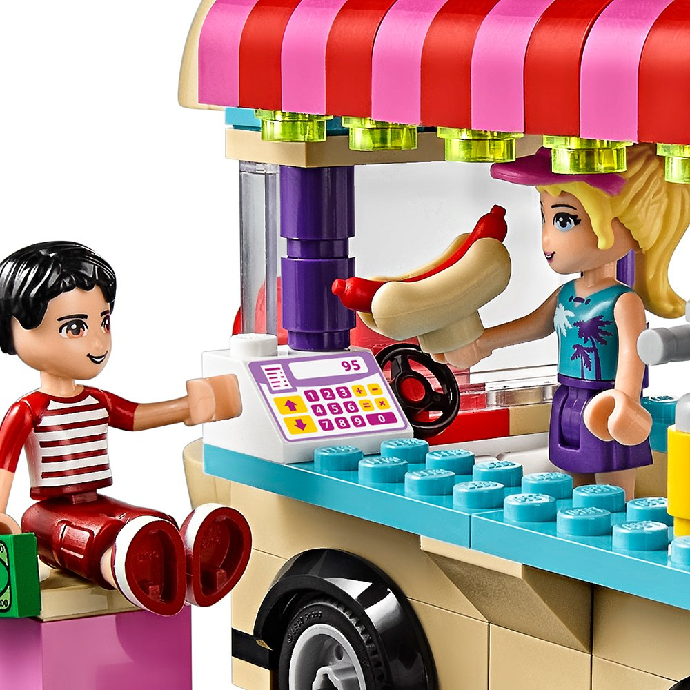 Buy Lego Friends Amusement Park Now!