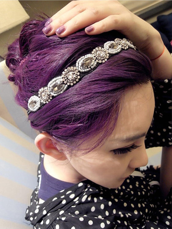 Bohemia Style Crystal Studded Fashion Headband