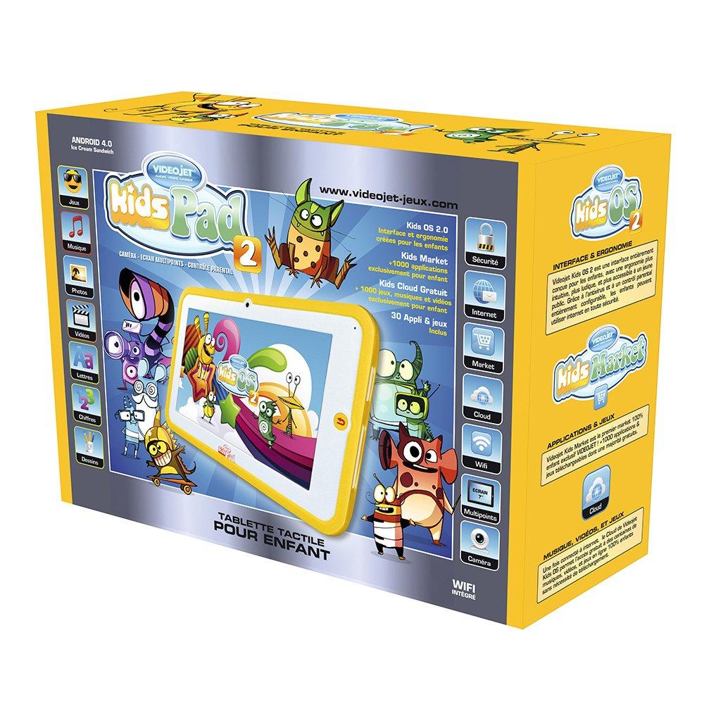 Kidspad - Console de jeux pour enfant ...