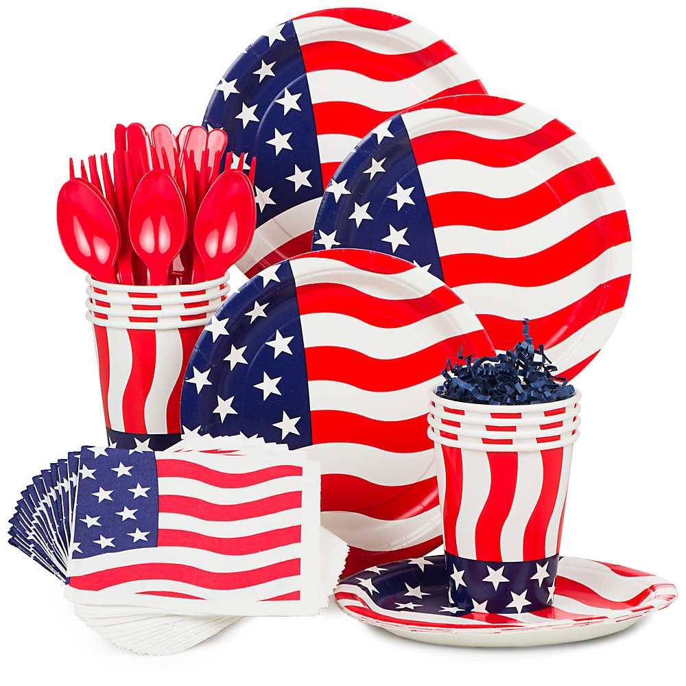 Fourth of July Tableware Bundles  sc 1 st  Fourth Of July Wikii & Fourth of July Tableware Bundles | Fourth Of July Wikii