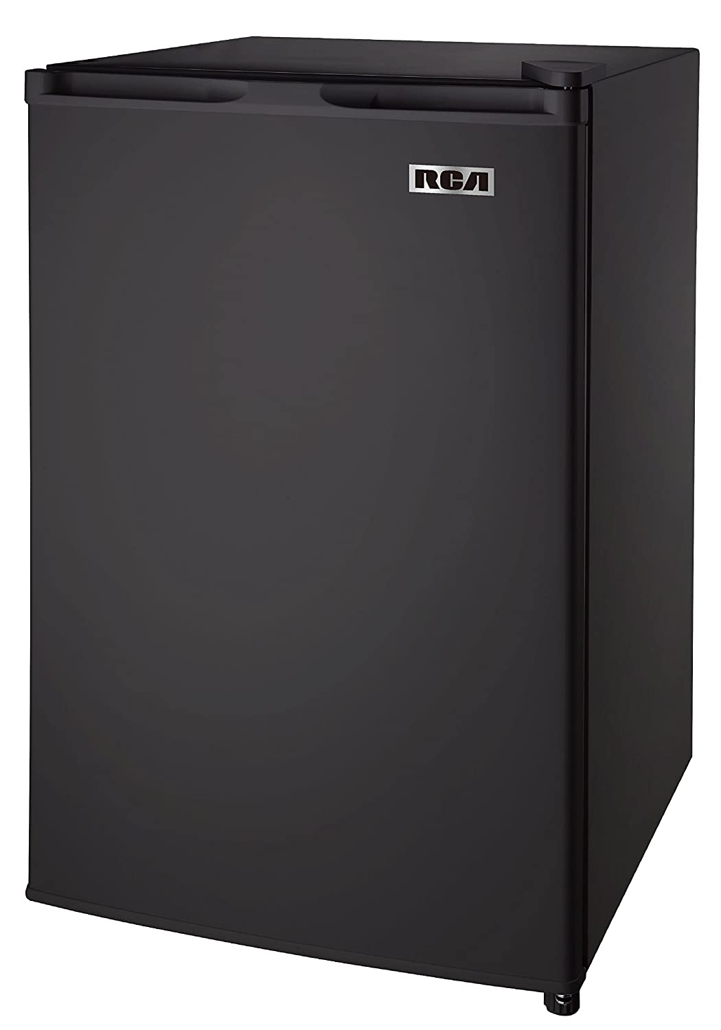 RCA RFR440-Black Fridge, 4.6 Cubic Feet, Black