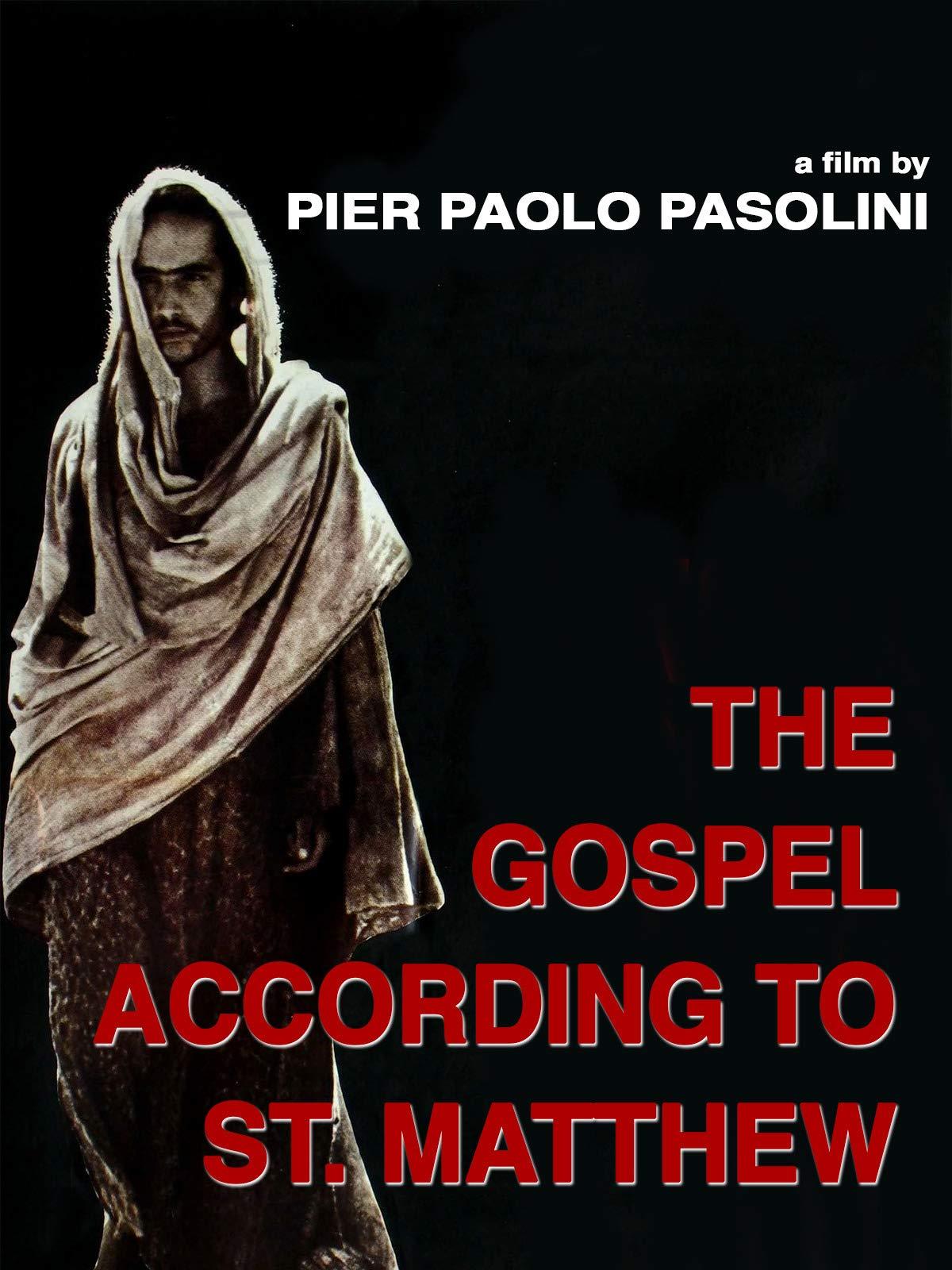 The Gospel According to Saint Matthew (English Subtitled) on Amazon Prime Video UK