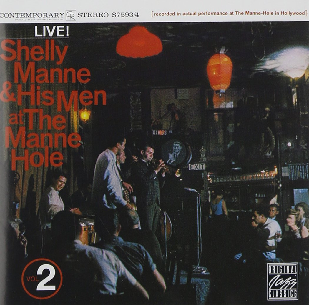 Shelly Manne - Russ Freeman - Shelly Manne And Russ Freeman