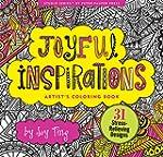 Joyful Inspiration Adult Coloring Boo...