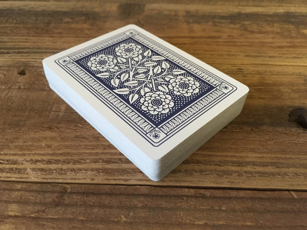 Mauger 1876 Centennial Exposition Playing Cards Restoration 1