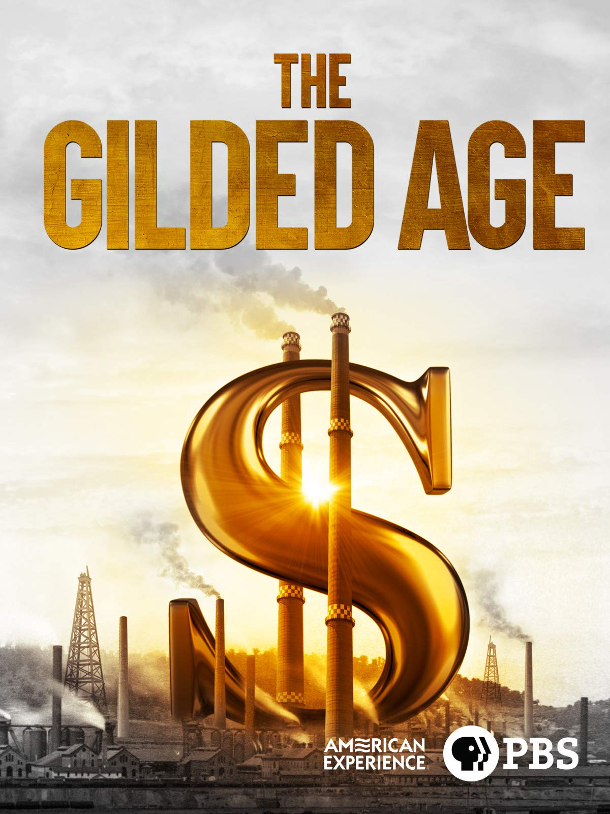 American Experience:The Gilded Age on Amazon Prime Video UK