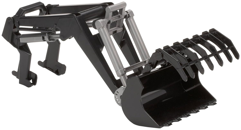 rezension bruder 03300 frontlader f r die traktor serie. Black Bedroom Furniture Sets. Home Design Ideas
