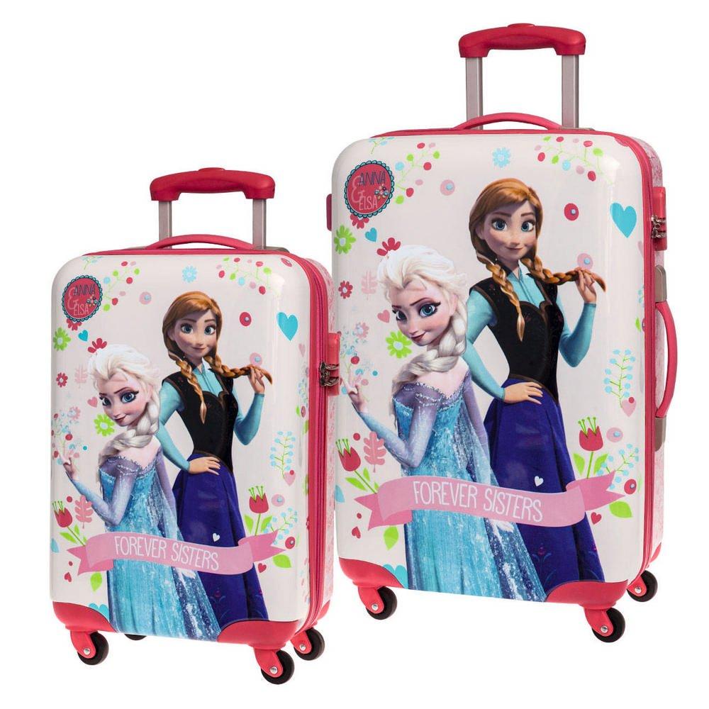 Disney Gepäck-Sets Forever Sisters Eiskönigin, 86 L, 42 cm, (Mehrfarbig) online kaufen
