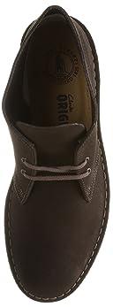 Desert Boot: Black Suede