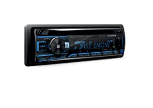 Alpine CDE-175BT, Single-DIN CD Car Stereo w/Bluetooth, USB & Auxiliary Input (Replaces CDE-163BT)
