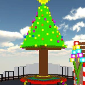 Christmas Craft Tree from Trc