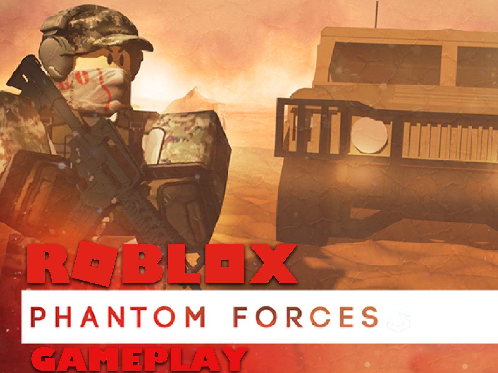 Clip: Roblox Phantom Forces Gameplay