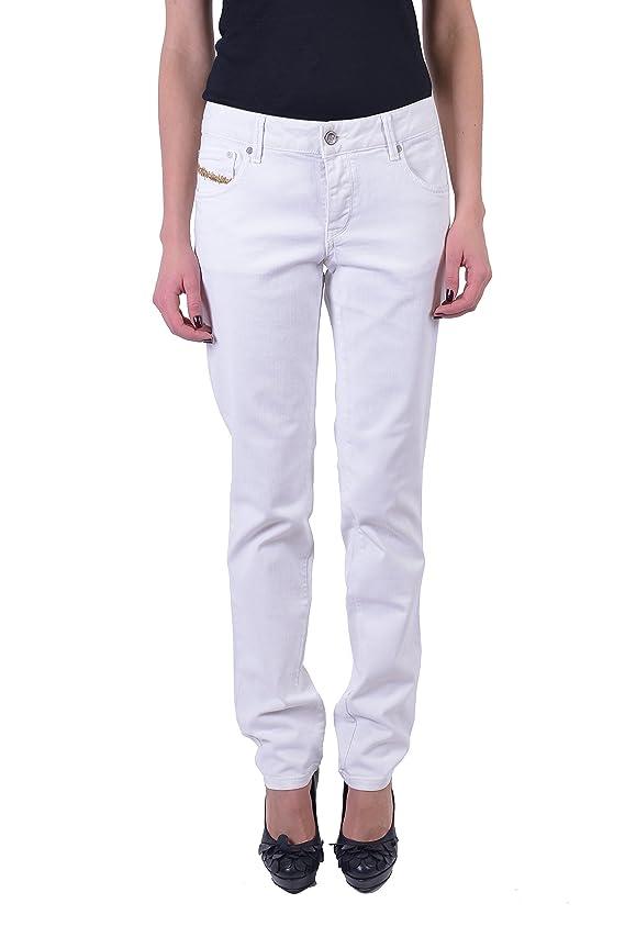 Diesel Denim Gallery Women's White Slim Skinny Jeans US 31 IT 45