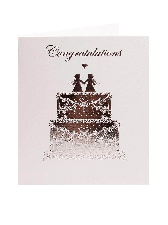 Civil Partnership Cards Female Civil Partnership