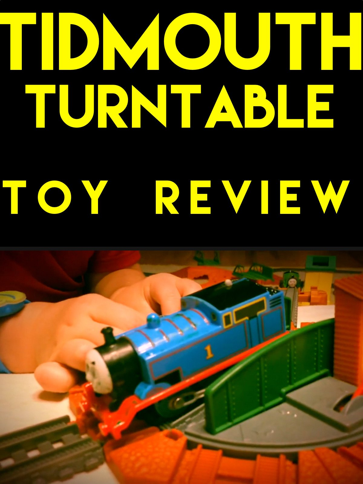 Clip: Review: Tidmouth Turntable Toy