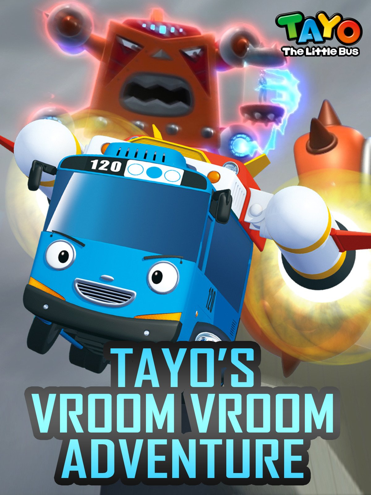 Tayo the Little Bus - Tayo's Vroom Vroom Adventure