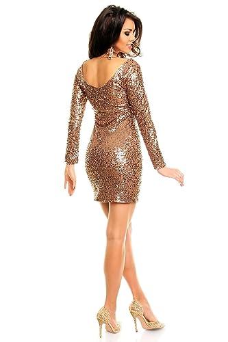 kurzes schönes Kleid rückenfrei