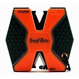 SharpNEasy 336C Two Step Knife Sharpener, Blaze Orange