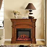 Muskoka Oberon Electric Fireplace