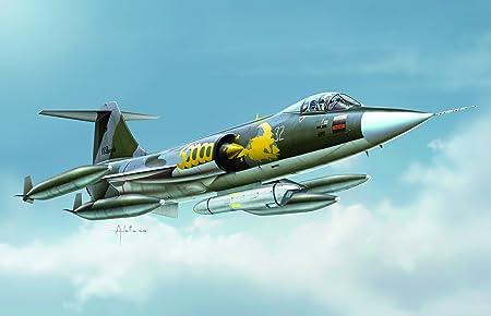 Italeri - I1296 - Maquette - Aviation - F-104G Starfighter - Echelle 1:72
