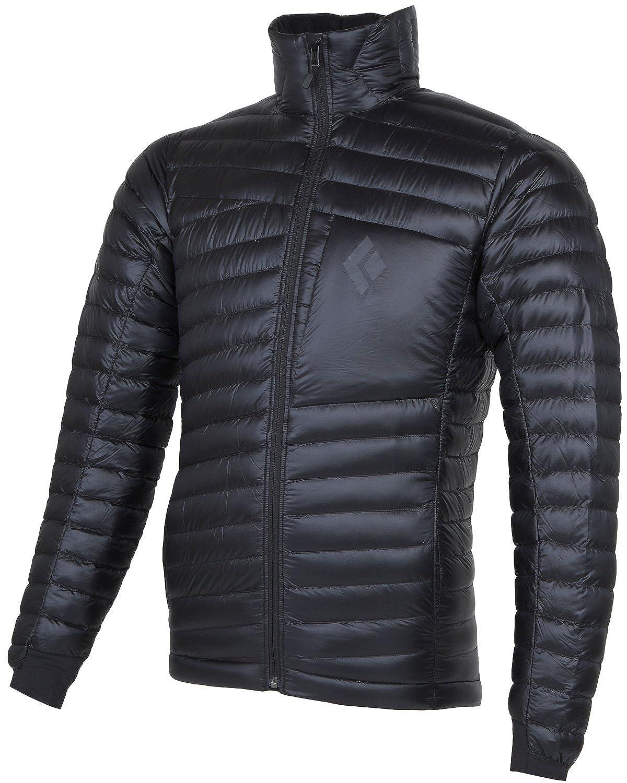 Black Diamond M HOT Forge Jacket - Black - - Leichte isolierte Herren Primaloft® Daunenjacke