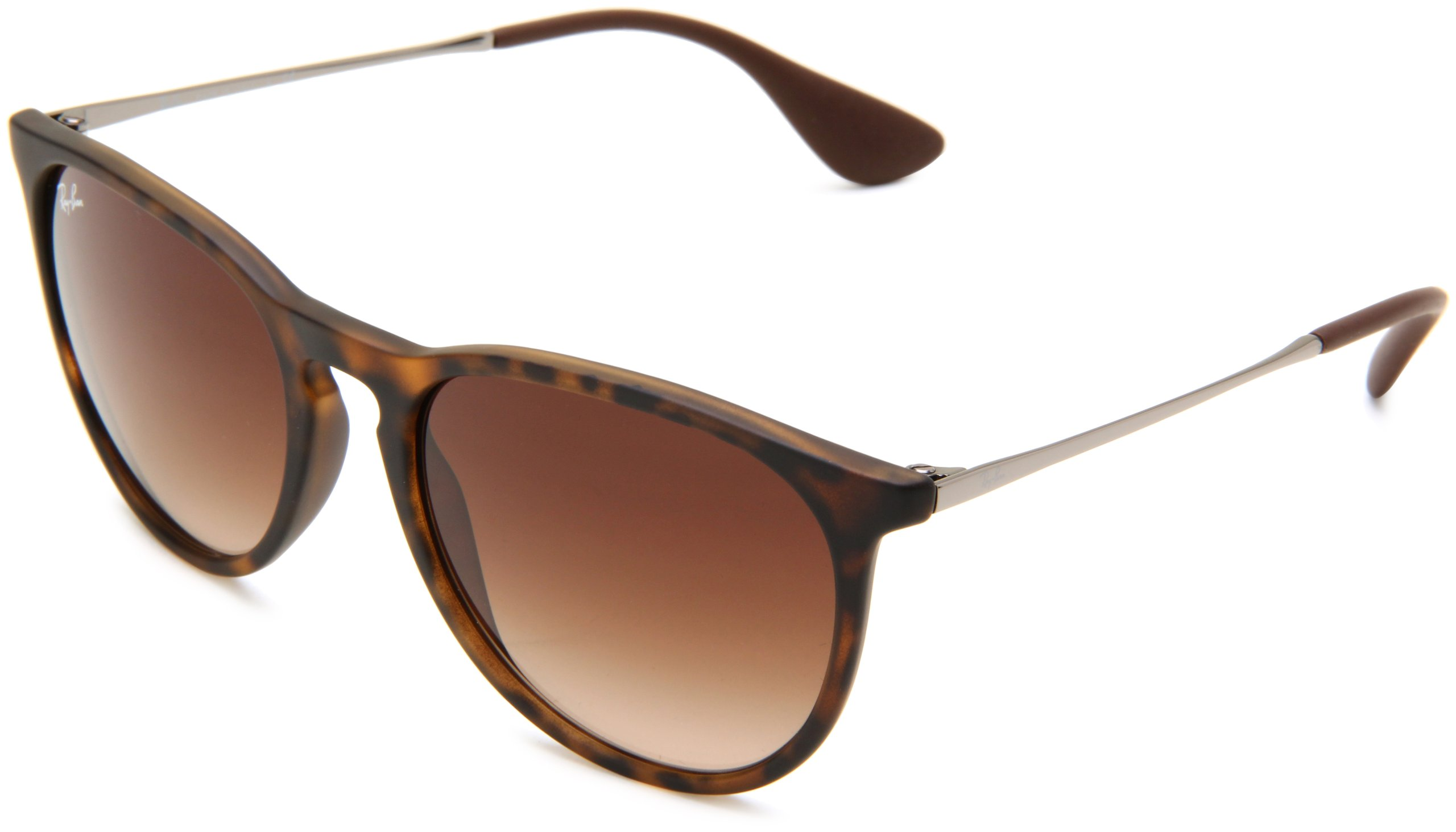 Ray Ban Glasses Frames For Ladies : Ray-Ban Womens Erika Wayfarer Sunglasses Tortoise Frame ...