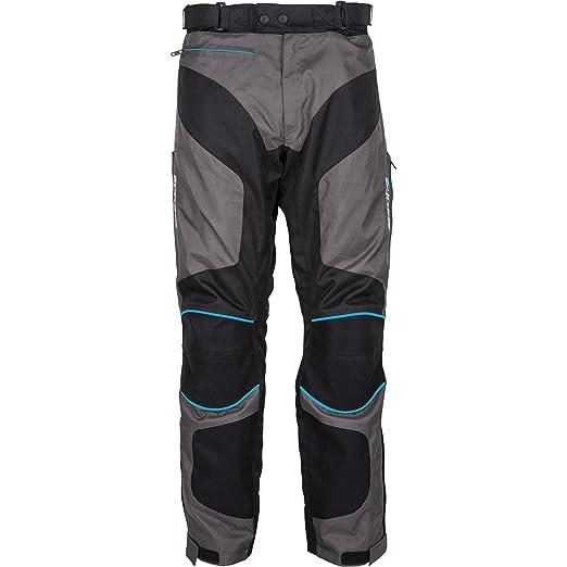 Spada moto Textile pantalon Latitude WP noir/gris