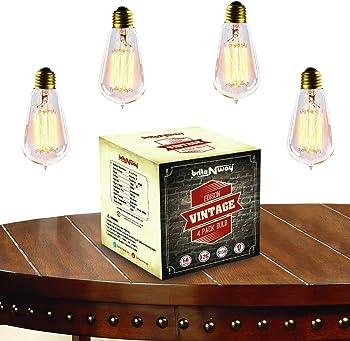 4-Pk.BriteNWay 60-watt Light Bulbs