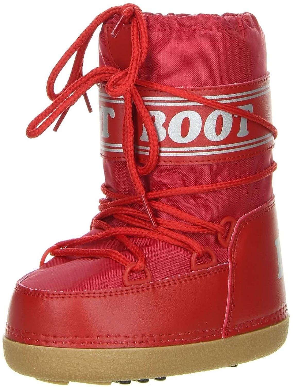 Vista Kinder Snowboots Winterstiefel rot bestellen