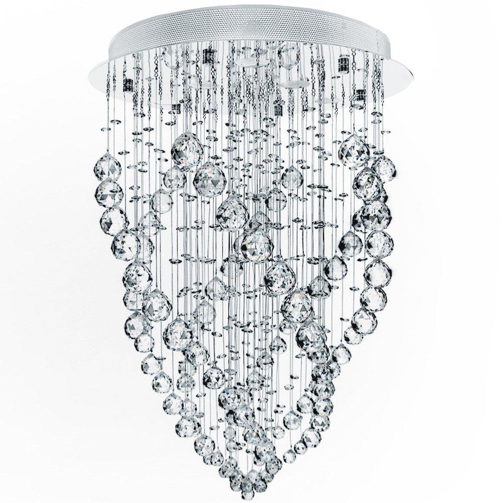 Jago DEKL11 Pendant Ceiling Light Droplet Chandelier       Customer reviews and more information