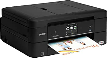 Brother MFC-J880dw Inkjet All-In-One Monochrome Printer
