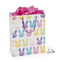 Medium Easter Bunny Gift Bags (1 dz)