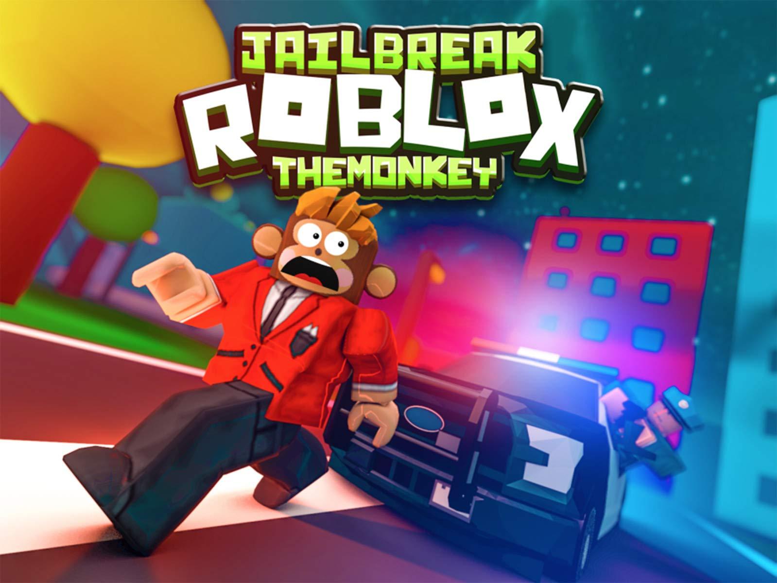 Clip: Roblox Jailbreak (TheMonkey)
