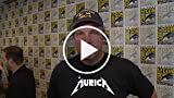 Adam Baldwin shows off his steely glare from 'The...