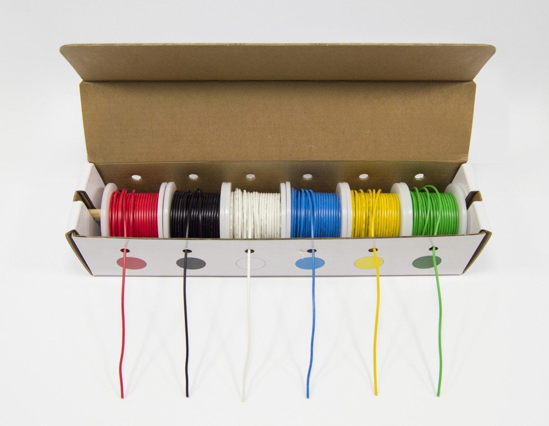 wire spool kit cardboard dispensing box gauge electrical. Black Bedroom Furniture Sets. Home Design Ideas