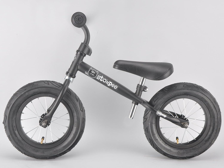 Stompee Balance Rad 2-6 Jahre Schwarz günstig kaufen