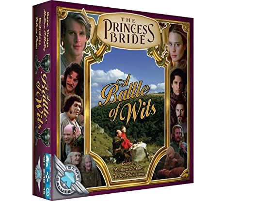 The Princess Bride: A Battle of Wits: Toys & Games